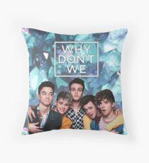 frozen style Throw Pillow