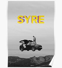 JADEN SMITH SYRE ELECTRIC Poster