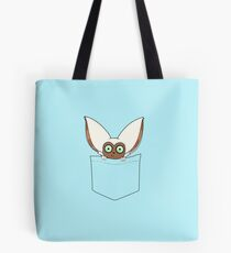 Pocket Momo Tote Bag