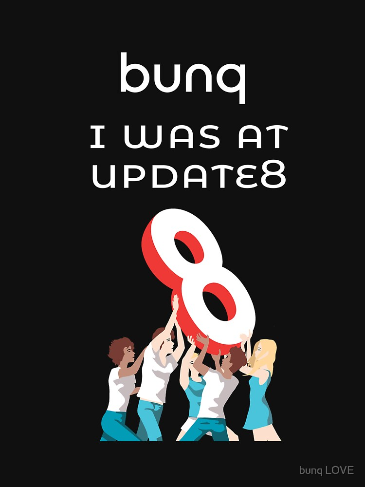 bunq - I was at update 8  by bunq