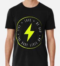 Leben. Liebe. Sei Rad. Premium T-Shirt