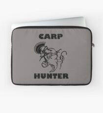 Carp angler / hunter - carp hunter Laptop Sleeve