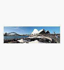 Sydney Harbour Panorama Photographic Print