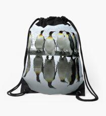 Reflecting Kings Drawstring Bag