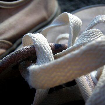 Laces Up-close by wesleyrose
