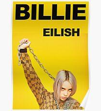 BILLE EILISH Poster