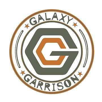 galaxy garrison seal by frickin-rad