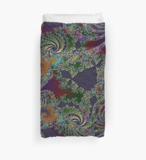 D1G1TAL-M00DZ ~ GALLIMAUFRY ~ BoomBoom by tasmanianartist Duvet Cover