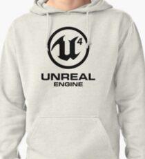 Sudadera con capucha Unreal Engine 4 - pegatina
