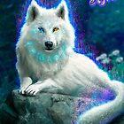 Wolf Captuveri by Anthony  Christou
