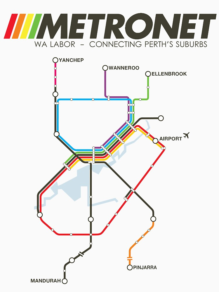 RETRO METRONET: 2013's plan by WALabor