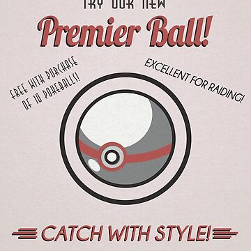 Retro Premier Ball by AgentSilver