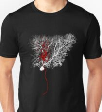 Purkinje cell and climbing fiber Unisex T-Shirt