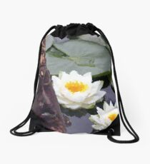 MEDITATION Drawstring Bag