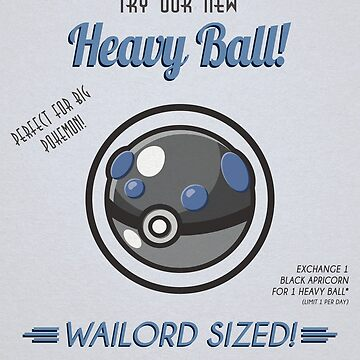 Retro Heavy Ball by AgentSilver