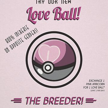 Retro Love Ball by AgentSilver