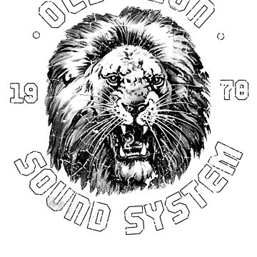 Old Lion Sound System (*WB) by BorleyB
