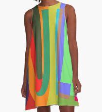 DULL 02a A-Line Dress