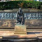 Scottish American Memorial by Tom Gomez