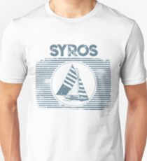 Syros Greece Unisex T-Shirt