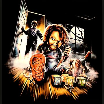 Child's Play - Scary Movies by Black---Rainbow