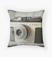 Argus A-Four Throw Pillow