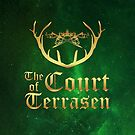The Court of Terrasen - Throne of Glass by yairalynn