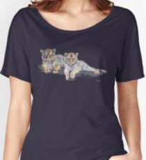 Tigercubs Women's Relaxed Fit T-Shirt