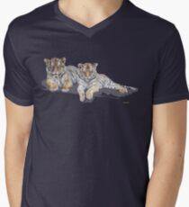 Tigercubs Men's V-Neck T-Shirt