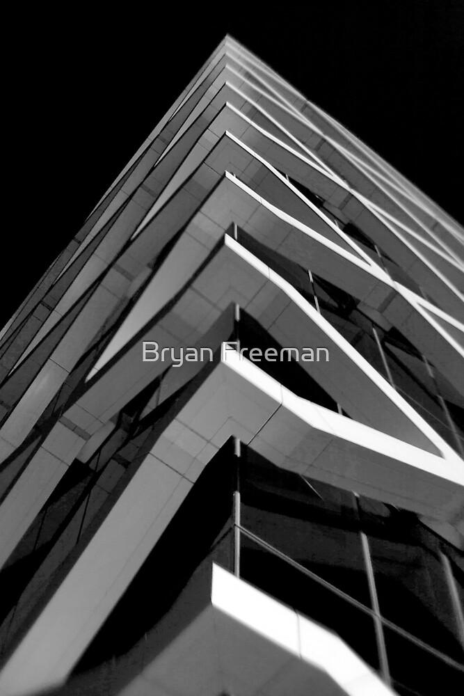 One Shelley Street Sydney Australia - III by Bryan Freeman