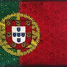 Portugal Flag Painting by PortugalRooster