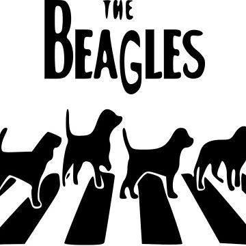 The Beagles- Beatles by KikkaT