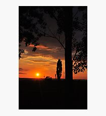 Sunset 1 Photographic Print