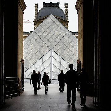 Going to the Louvre by GeorgiaM