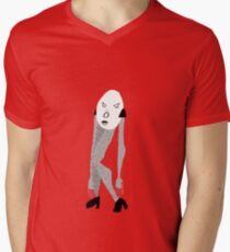 eggman Men's V-Neck T-Shirt
