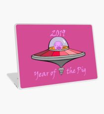 Year of the Pig 2019 Laptop Skin