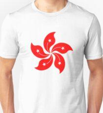 Blume von Hong Kong Slim Fit T-Shirt