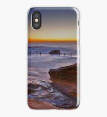 Mahon Pool Sunrise - Maroubra - NSW - Australia iPhone Case/Skin