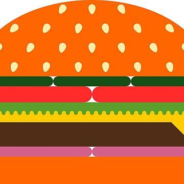burger by martin80