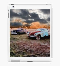 Fifties Relics iPad Case/Skin