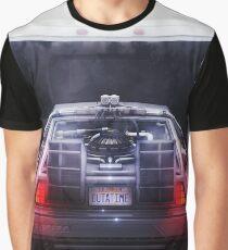 Twin Pines Mall - California - USA Graphic T-Shirt