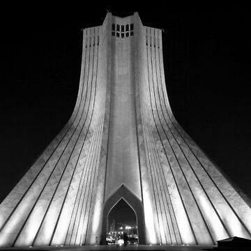 Azadi Tower (Freedom Tower) -Tehran - Iran by BryanFreeman