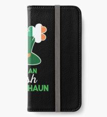 Irish St Patricks Day Leprechaun iPhone Wallet/Case/Skin