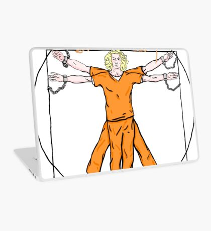 prison of proportions Laptop Skin