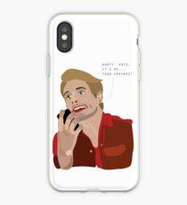 Todd Kraines iPhone Case