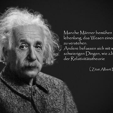 Quote Albert Einstein by martin80