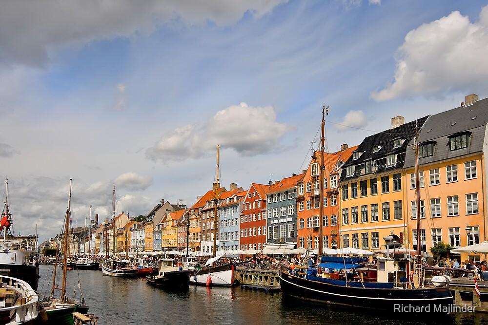 Nyhavn, Copenhagen by Richard Majlinder