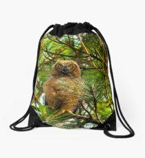 Fledgling Drawstring Bag