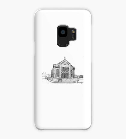 269 - SEION WELSH BAPTIST CHAPEL, PONCIAU - DAVE EDWARDS - INK - 2018 Case/Skin for Samsung Galaxy