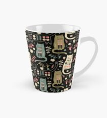 Cat Folk  Tall Mug